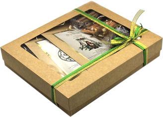 """Акция на Подарочный набор Teahouse """"Викторианский"""" кофе + чай 200 г (2500000105609) от Rozetka"""