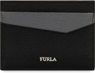 Акция на Визитница кожаная Furla Marte S Credit Card Case 976806 Черная (800070041084) от Rozetka