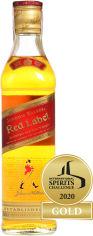 Акция на Виски Johnnie Walker Red label выдержка 4 года 0.35 л 40% (5000267014807) от Rozetka