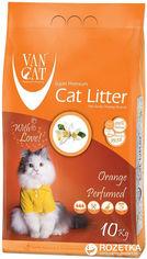 Наполнитель для кошачьего туалета Van Cat Super Premium Quality Orange Бентонитовый комкующий 10 кг (12 л)(8699245856385) от Rozetka