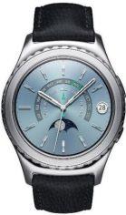 Акция на Смарт годинник Samsung Galaxy Gear S2 Classic Premium Edition (SM-R7320WDASEK) Platinum от Територія твоєї техніки