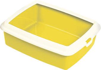 Туалет для котов MPS Spa Hydra Maxi 50x40x16.5 см Yellow (8022967014632) от Rozetka