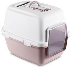 Туалет Stefanplast Cathy Comfort 58 x 45 x 48 см Нежно-розовый (8003507979567) от Rozetka