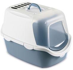 Туалет Stefanplast Cathy Easy Clean 56 х 40 х 40 см Голубовато-стальной (8003507986497) от Rozetka