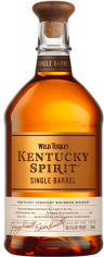Акция на Бурбон Wild Turkey Kentucky Spirit 0.75 л 50.5% (721059947503) от Rozetka