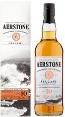 Акция на Виски Aerstone Sea Cask 10 yo 0.7 л 40% (5010327415277) от Rozetka