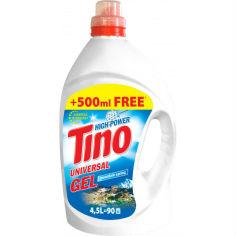 Акция на Гель для стирки TINO Mountain spring 4,5 л (4823069706180) от Foxtrot