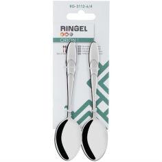 Акция на Набор чайных ложек RINGEL Orion 6 пр. (RG-3112-6/4) от Foxtrot