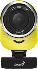 Акция на Genius QCam 6000 Full HD Yellow (32200002403) от Rozetka