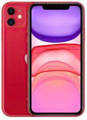 Акция на Смартфон AppleiPhone11128GB(PRODUCT)RED(slimbox) (MHDK3) от MOYO
