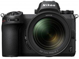 Акция на Фотоаппарат NIKON Z7 + 24-70 F4.0 + FTZ Mount Adapter (VOA010K003) от MOYO
