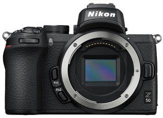Фотоаппарат NIKON Z50 Body (VOA050AE) от MOYO