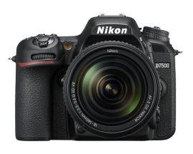 Фотоаппарат NIKON D7500 18-140 VR (VBA510K002) от MOYO