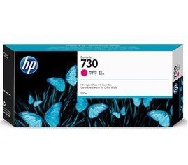 Акция на Картридж струйный HP 730 Magenta, 300 ml (P2V69A) от MOYO