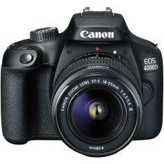 Фотоаппарат CANON EOS 4000D 18-55 DC III (3011C004AA) от Foxtrot