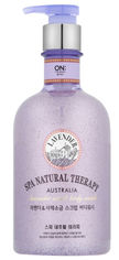 Скраб для тела LG Veilment Natural Spa Lavender Dead Sea 400 мл (8801051018882) от Rozetka