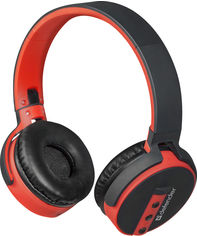 Акция на Наушники Defender FreeMotion B530 Bluetooth Black-Red (63530) от Rozetka