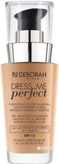 Тональная основа Deborah Dress me Perfect SPF 15 № 03 30 мл (8009518230123) от Rozetka