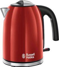 Акция на Russell Hobbs 20412-70 Colours Plus Red от Stylus