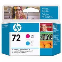 Акция на Печатающая головка HP No.72 DJ T610 Magenta, Cyan (C9383A) от MOYO