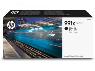 Акция на Картридж струйный HP 991X PageWide Pro 772/777/750 Black, 20000 стр (M0K02AE) от MOYO