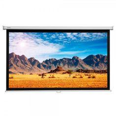 Акция на Экран Projecta SlimScreen 183x240 см, MW от MOYO