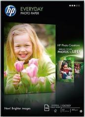 Акция на Фотобумага HP Everyday Photo Paper Glossy, 100л. (Q2510A) от MOYO