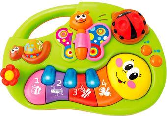 Игрушка Hola Toys Веселое пианино (927) (6944167192779) от Rozetka