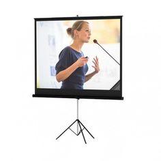 Экран Projecta на треноге Da-Lite Versatol 152 x 152 см, MW  (72262C) от MOYO