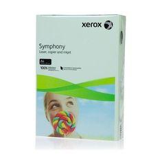 Акция на Бумага Офисная Xerox SYMPHONY Pastel Green (80) A4 500 л. (003R93965) от MOYO