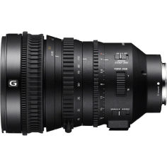 Акция на Объектив SONY 18-110mm, f/4.0 G Power Zoom E-mount (SELP18110G.SYX) от Foxtrot