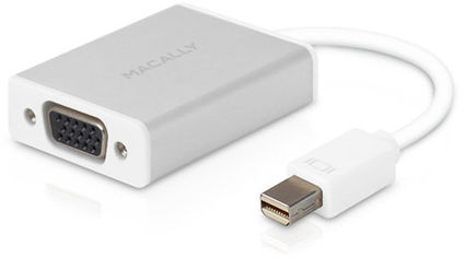 Акция на Macally Mini DisplayPort to Vga 4K (MD-VGA-4K) от Y.UA