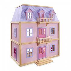 Melissa&Doug Многоэтажный деревянный домик (MD4570) от Y.UA