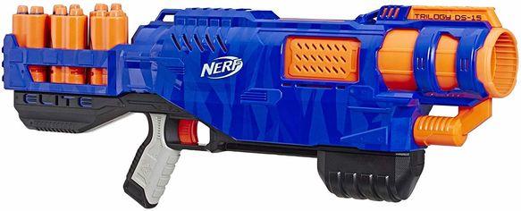 Бластер Nerf Elite Hasbro Элит Трилоджи ДС-15 (E2853) от Y.UA