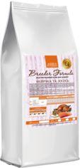 Безглютеновый корм Home Food для щенков средних и крупных пород с индейкой и лососем 10 кг (4828332581000) от Y.UA