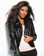 Стильная куртка-косуха от Gepur