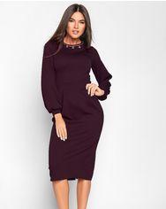 Теплое облегающее платье от Gepur
