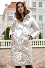Куртка оттенка металлик от Gepur