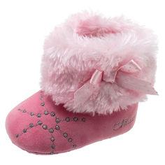 Пинетки NUCCIA pink от Chicco