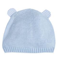Акция на Вязаная шапка Daddy bear от Chicco