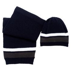 Акция на Комплект Tyler: шапка и шарф от Chicco