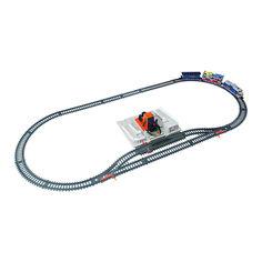 Акция на Набор Shantou jinxing Turbos Железная дорога с погрузочной платформой 304 см (2086) от Будинок іграшок