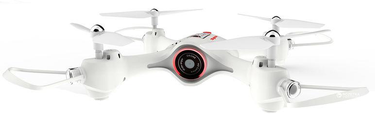 Акция на КвадрокоптерSyma X23W 2.4 GHz 21 cм с FPV-камерой White (X23W) (6908681232328) от Rozetka