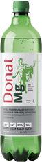 Упаковка лечебной минеральной газированной воды Donat Mg 1 л х 6 шт (3838600076746_3838471024808) от Rozetka