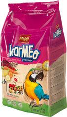 Повседневный корм Vitapol Karmeo Premium для больших попугаев 2.5 кг (5904479027689) от Rozetka