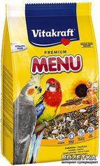 Повседневный корм Vitakraft Menu для нимф и больших попугаев 3 кг (4008239214270) от Rozetka