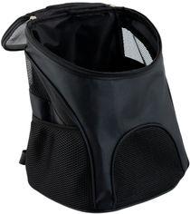 Рюкзак-переноска Traum 29х34х23 см Черный (7060-21) от Rozetka