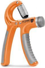Эспандер кистевой Power System Power Hand Grip PS-4021 Orange (PS-4021_Orange) от Rozetka