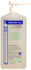 Акция на Средство для дезинфекции PRO service АХД 2000 гель 1 л (4820162605396) от Rozetka