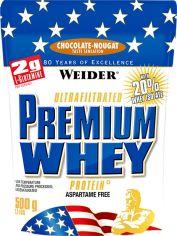 Акция на Протеин Weider Premium Whey Protein 500 г Шоколад (4044782300459) от Rozetka